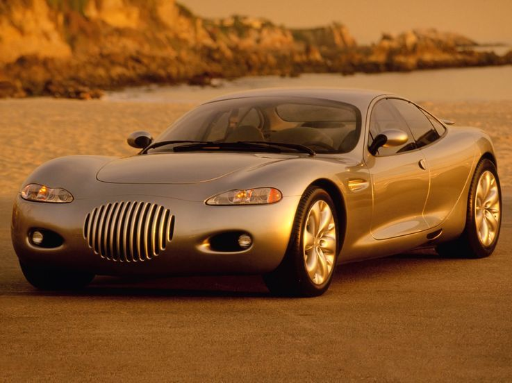 23 Concept Cars Chrysler Surprised The World With In The 90s In 2020 Chrysler 300m Concept Cars Chrysler Cars