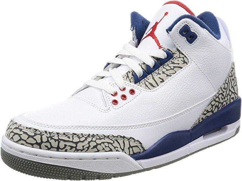Nike Men's Air Jordan 3 Retro OG White