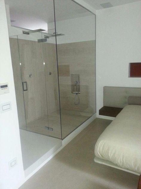 Mini-appartamento in zona Chiaia, Napoli, 2014 - Mauro Cirillo Wing system up bed By Presotto