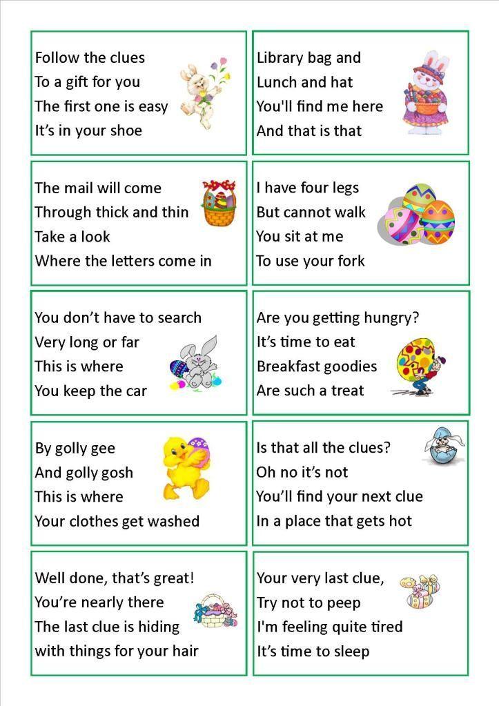 Best 25+ Easter riddles ideas on Pinterest