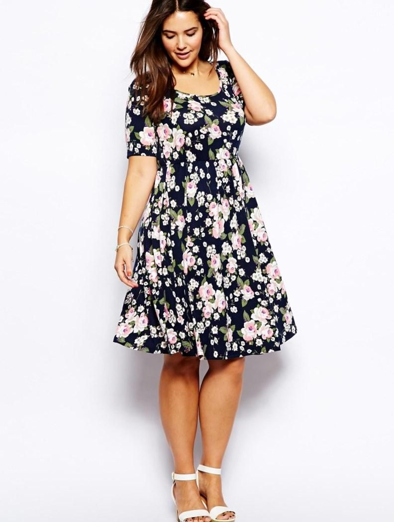 Plus Size Short Summer Dresses  Plus size summer dresses, Short