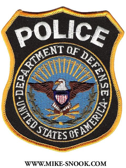 Department of Defense Police Department of Defense - Police 3