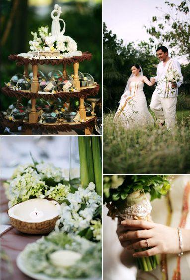 Alex And Donnas Modern Filipiniana Wedding Weddings In The