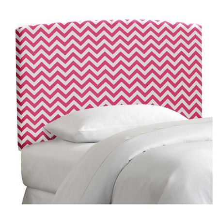 I pinned this Mia Chevron Headboard from the Maddie & Me event at Joss and Main!