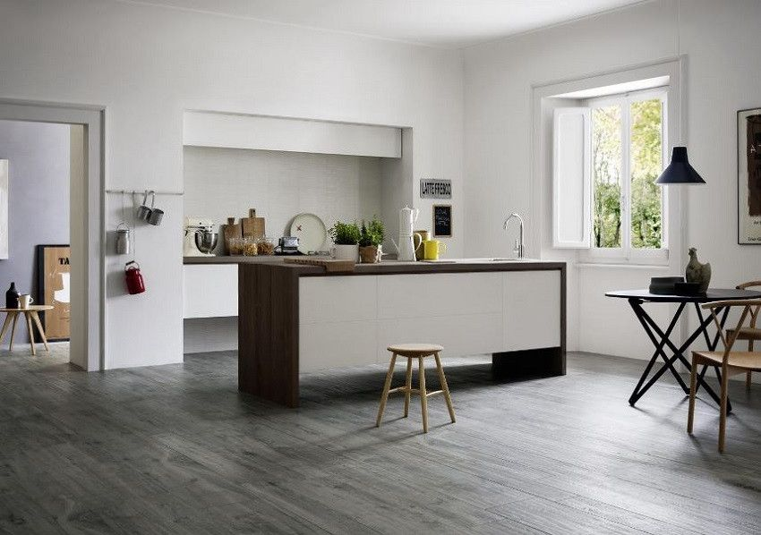 Marazzi #TreverkWay Frassino 15x90 cm MLAK #Feinsteinzeug - bodenbelag für küche