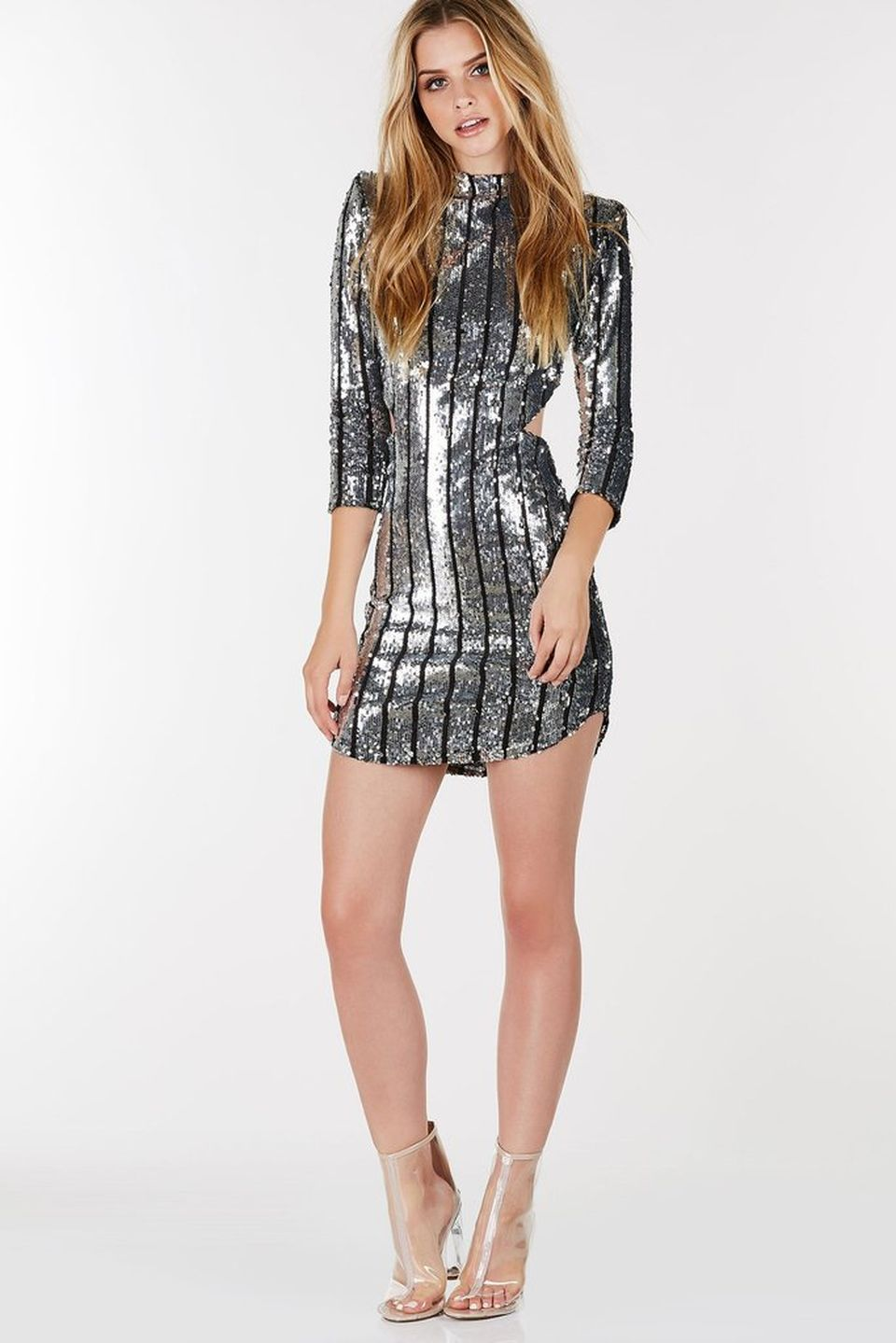 100+ Sequin Dress for New Year Eve Party and Night Out in