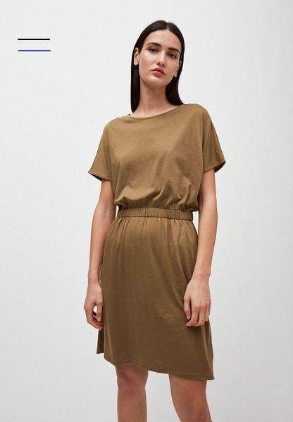 ARMEDANGELS Tadinaa - Damen Kleid Aus Tencel Lyocell Mix ...