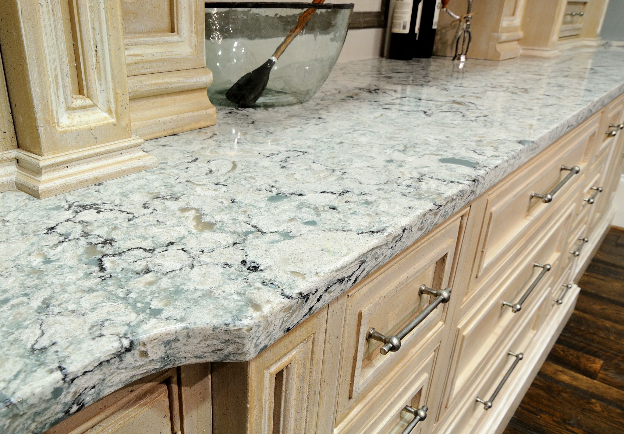 Sweet White Cambria Quartz Granite Countertop Kitchen
