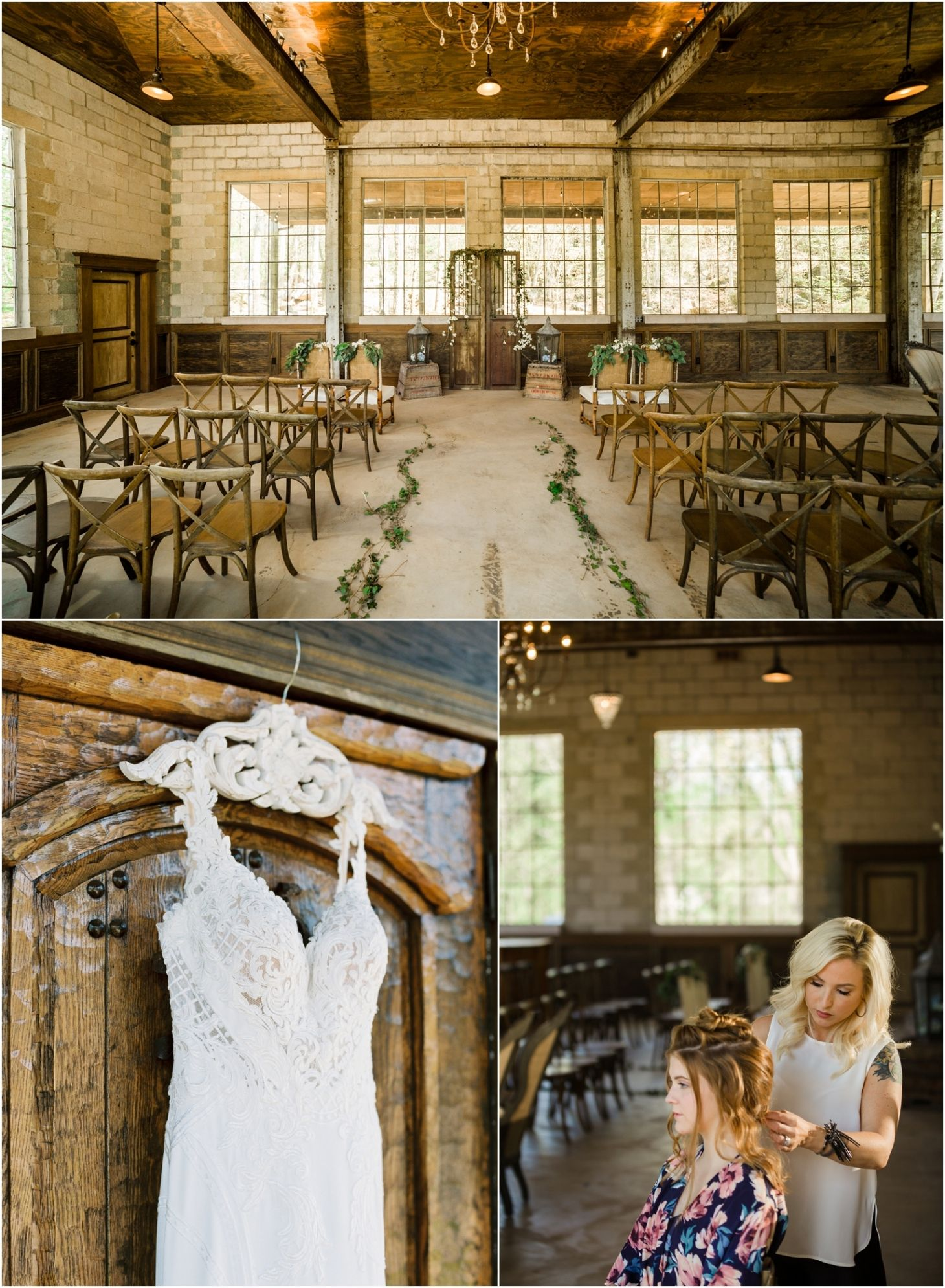 Knoxville wedding venue, The Quarry. Ceremony site in The ...