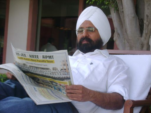 Dr  Gurmeet Singh Narang is the founder of Tavleen