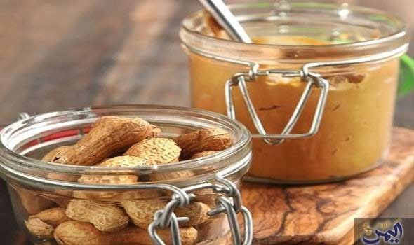 طريقة عمل زبدة الفول السوداني في المنزل Homemade Peanut Butter Healthy Bread Recipes Peanut Butter