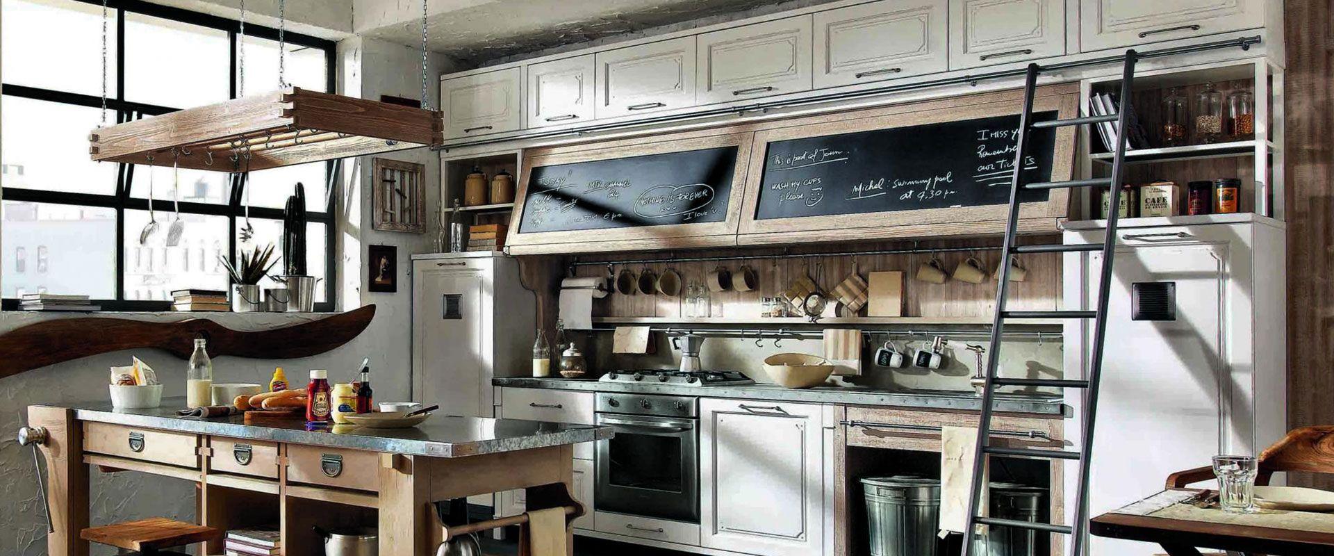 italienische küchen - Google-Suche | Möbel | Pinterest | Vintage