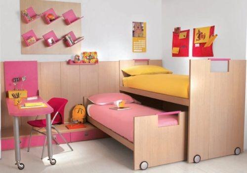 Decoración Dormitorios de Jóvenes y Niños, Ideas y Muebles