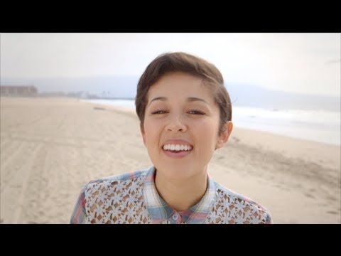 """""""Happy"""" - Pharrell Williams (Cover by Kina Grannis ft. Fresh Big Mouf)"""