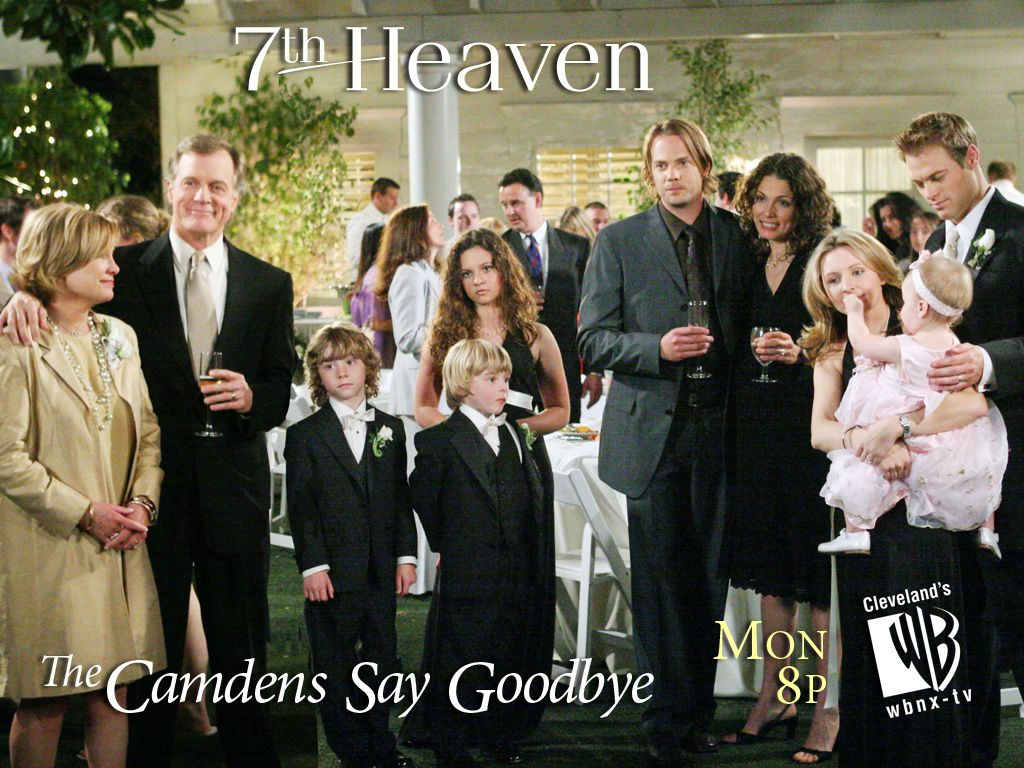 7th Heaven all time fav show