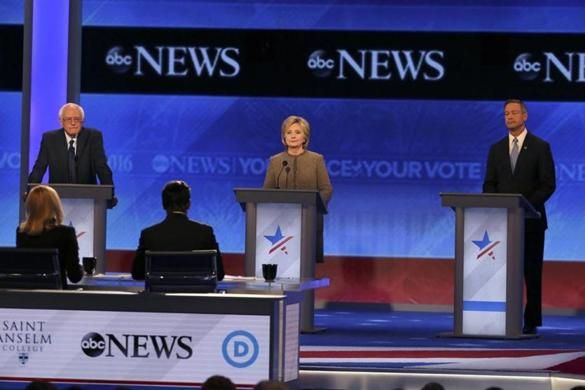 What's more, this is the last debate before the Iowa caucuses and the New Hampshire Primary.