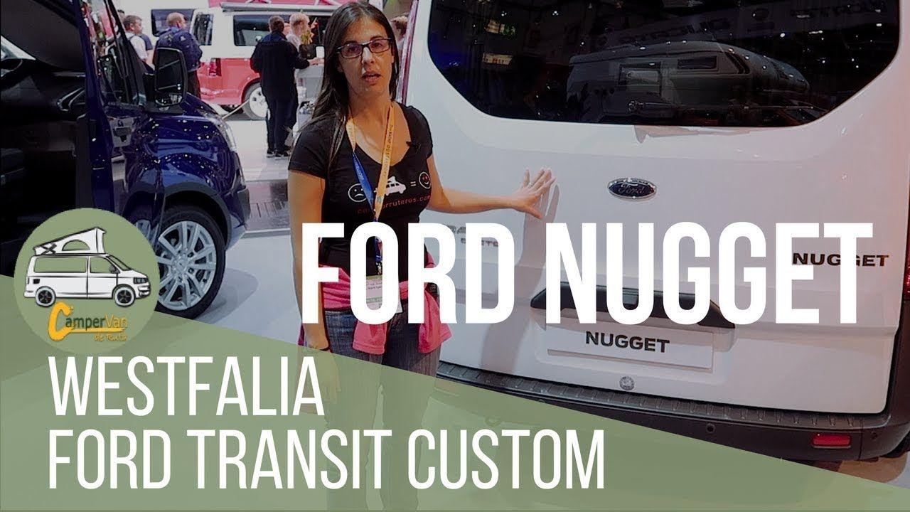Westfalia Ford Transit Nugget Todo Lo Que Necesitas En Una