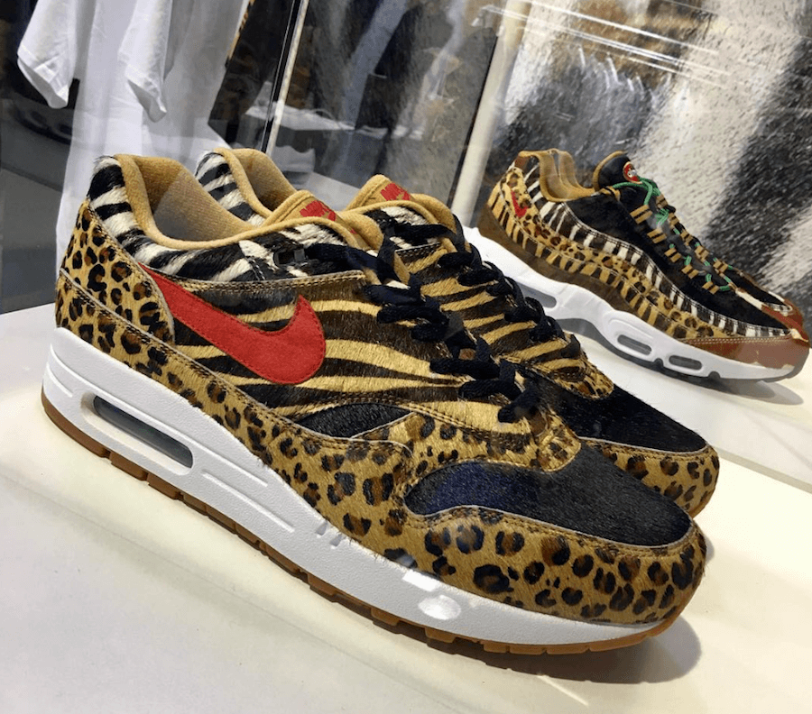 best loved 8302f 41377 The Atmos x Nike Air Max Animal Pack 2.0 Release Date   WassupKicks