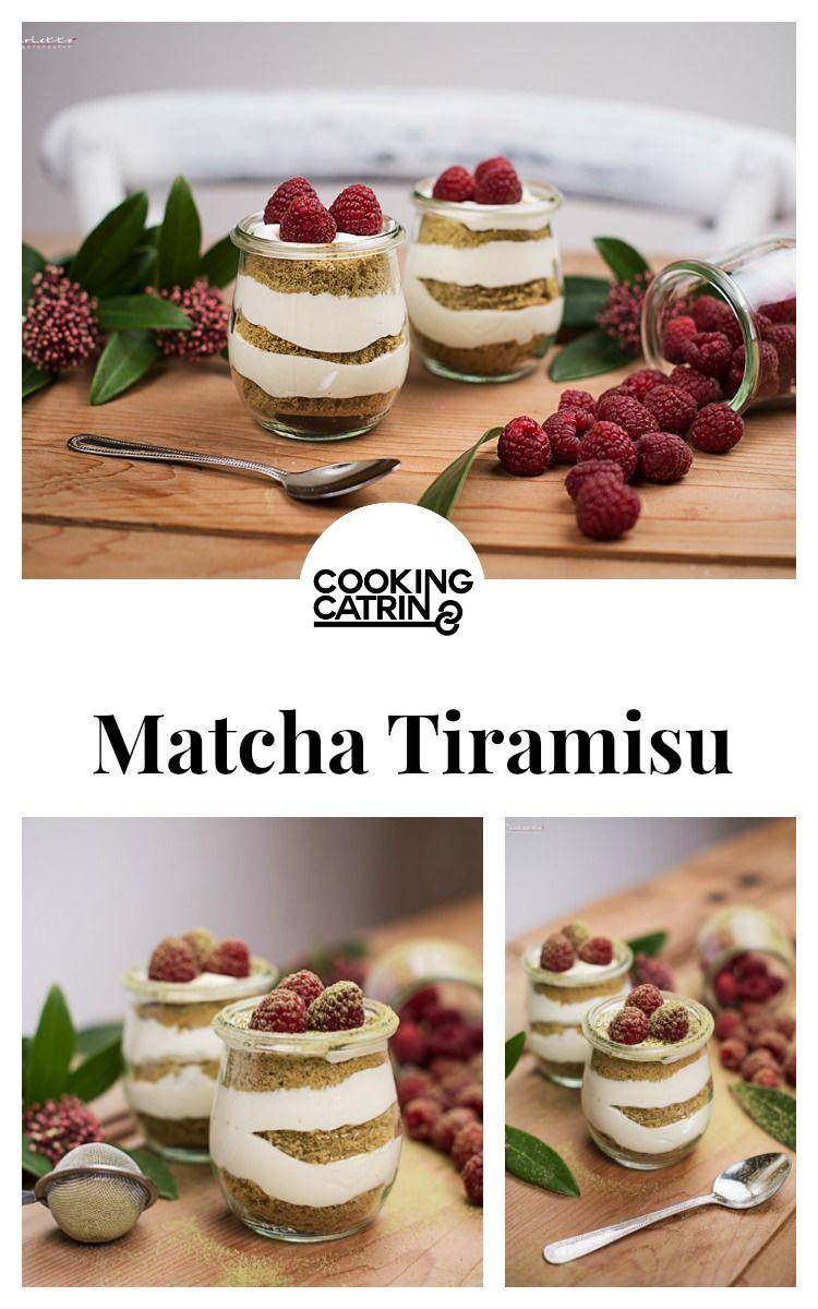 Matcha Tiramisu, Tiramisu Rezept, Tiramisu, Dessert, Valentinstag Rezept, Valentinstag  Dessert,