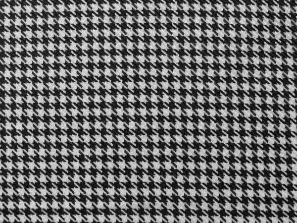 tissu gabardine motif pied de poule pas cher sur articles de mercerie. Black Bedroom Furniture Sets. Home Design Ideas