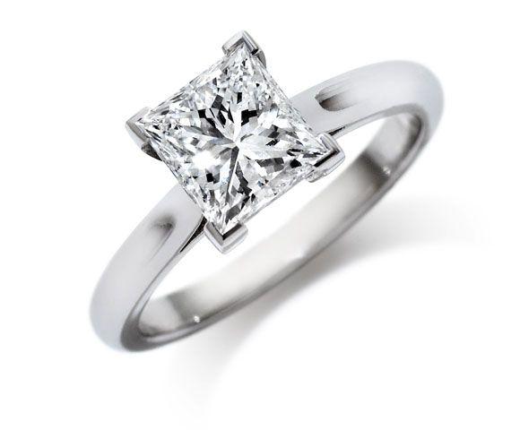 Resultado de imagen para princess diamonds rings