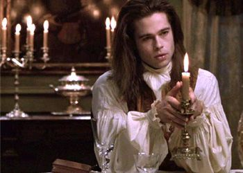 Interview With The Vampire The Vampire Chronicles Interview With The Vampire Brad Pitt The Vampire Chronicles