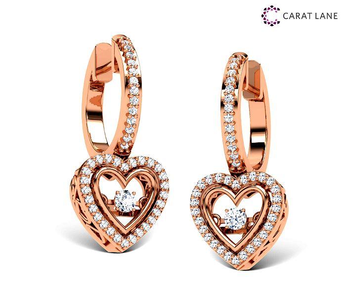Dew Drops Lotus Earrings in 2020   Lotus earrings, Jewelry
