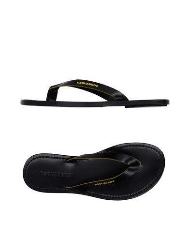 Dsquared2 Men Flip Flops on YOOX.COM. The best online selection of Flip Flops Dsquared2. YOOX.COM exclusive items of Italian and international designers - Secure payments - Free Return