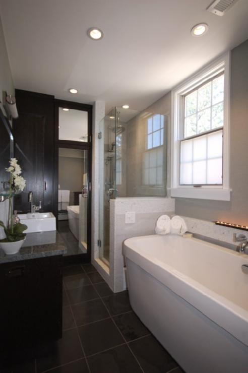 Bathroom colour scheme Bathroom Pinterest Master bathrooms