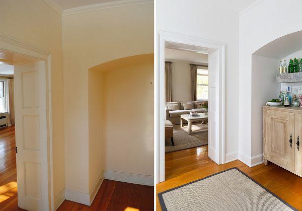 Antes y Despúes.....La casa de las colecciones | Decorar tu casa es facilisimo.com