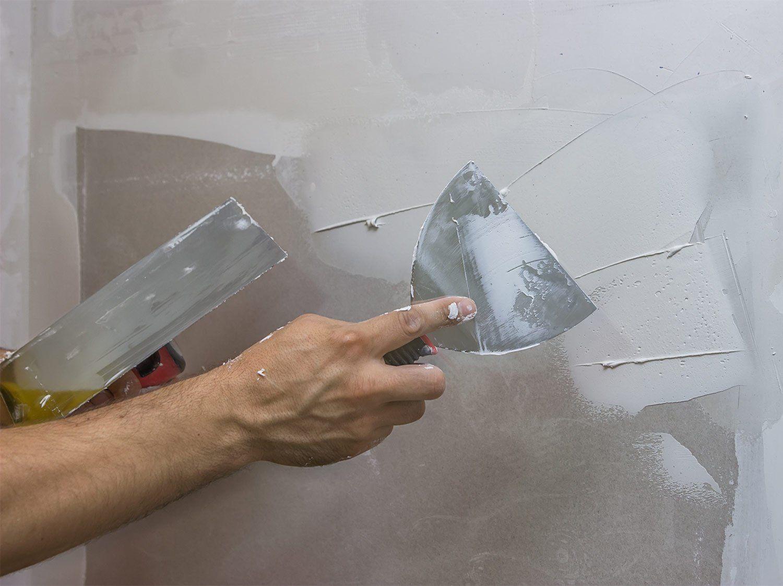 Préparer Et Enduire Les Murs Mur Enduire Et Peindre Mur