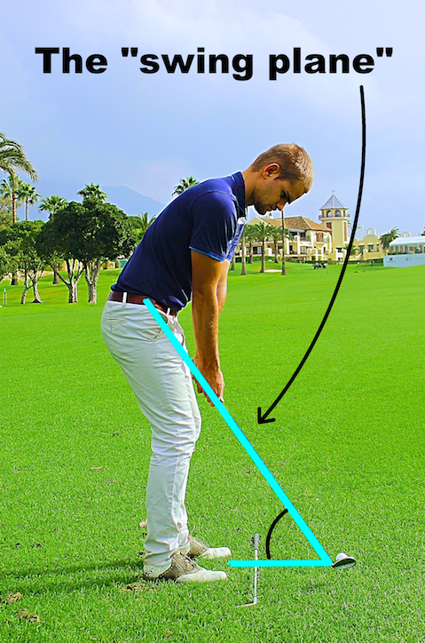 Swing on plane and hit better chip and pitch shots Golf