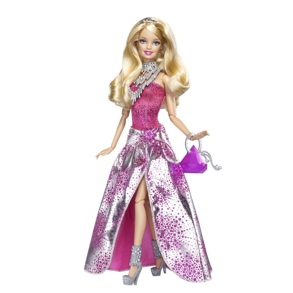 Vestidos de barbie fashionista