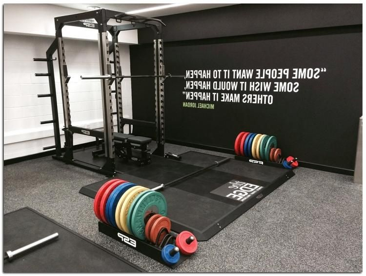 Stunning home gym setup ideas decorations in