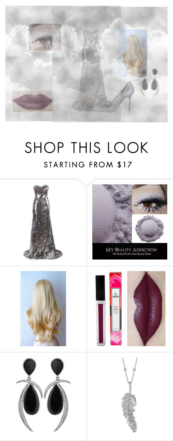 """""""Olympia New Years"""" by lilyvirginiakrause on Polyvore featuring Jorge Adeler, Penny Preville and Manolo Blahnik"""
