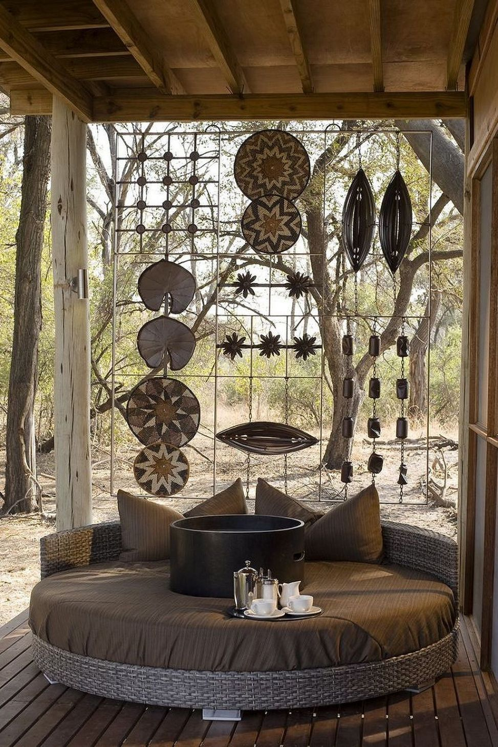 home decor african