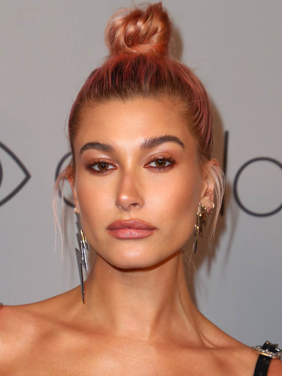 Hailey Bieber Before & After Beauty Transformation
