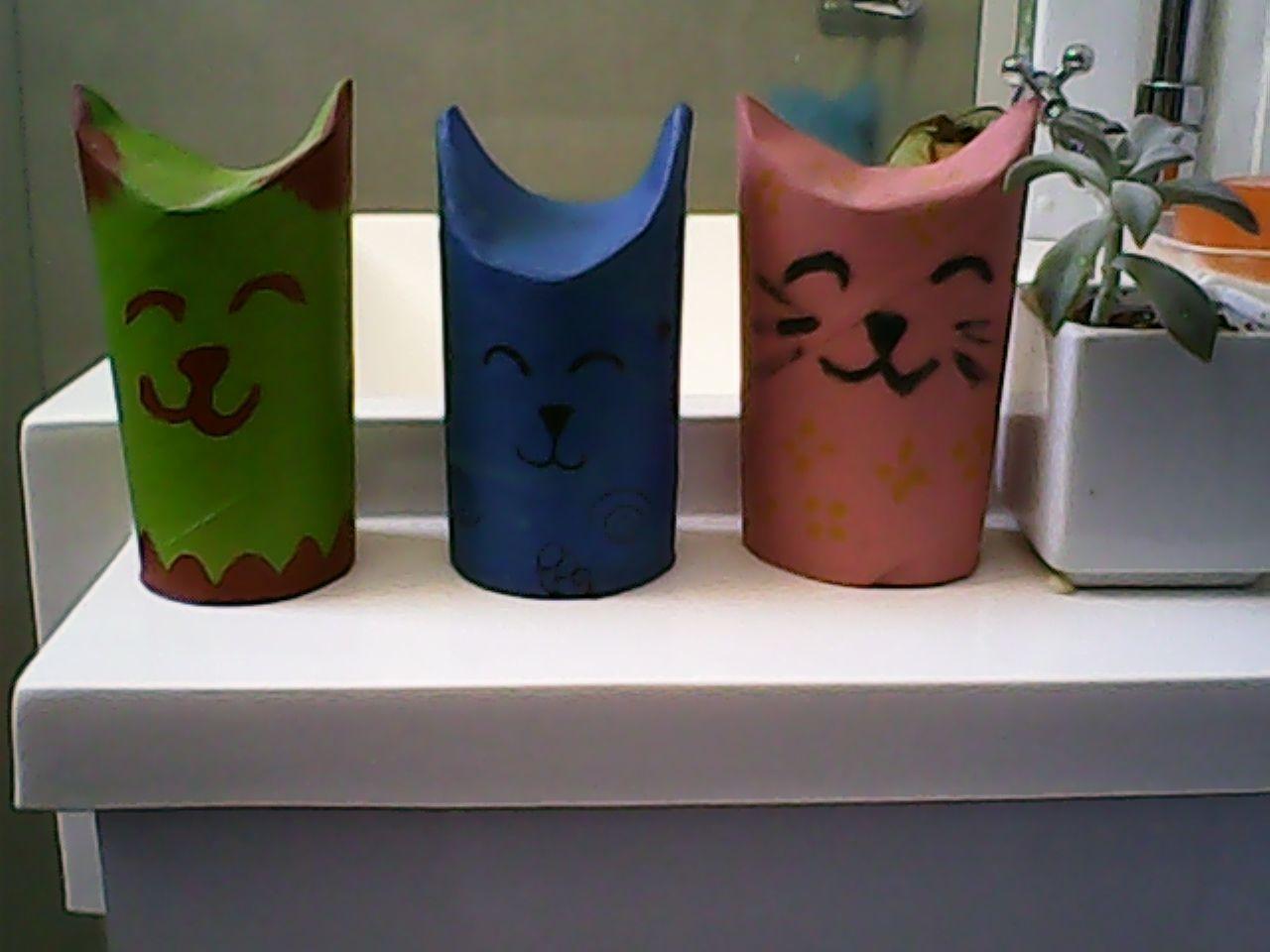 gatinhos de rolinhos