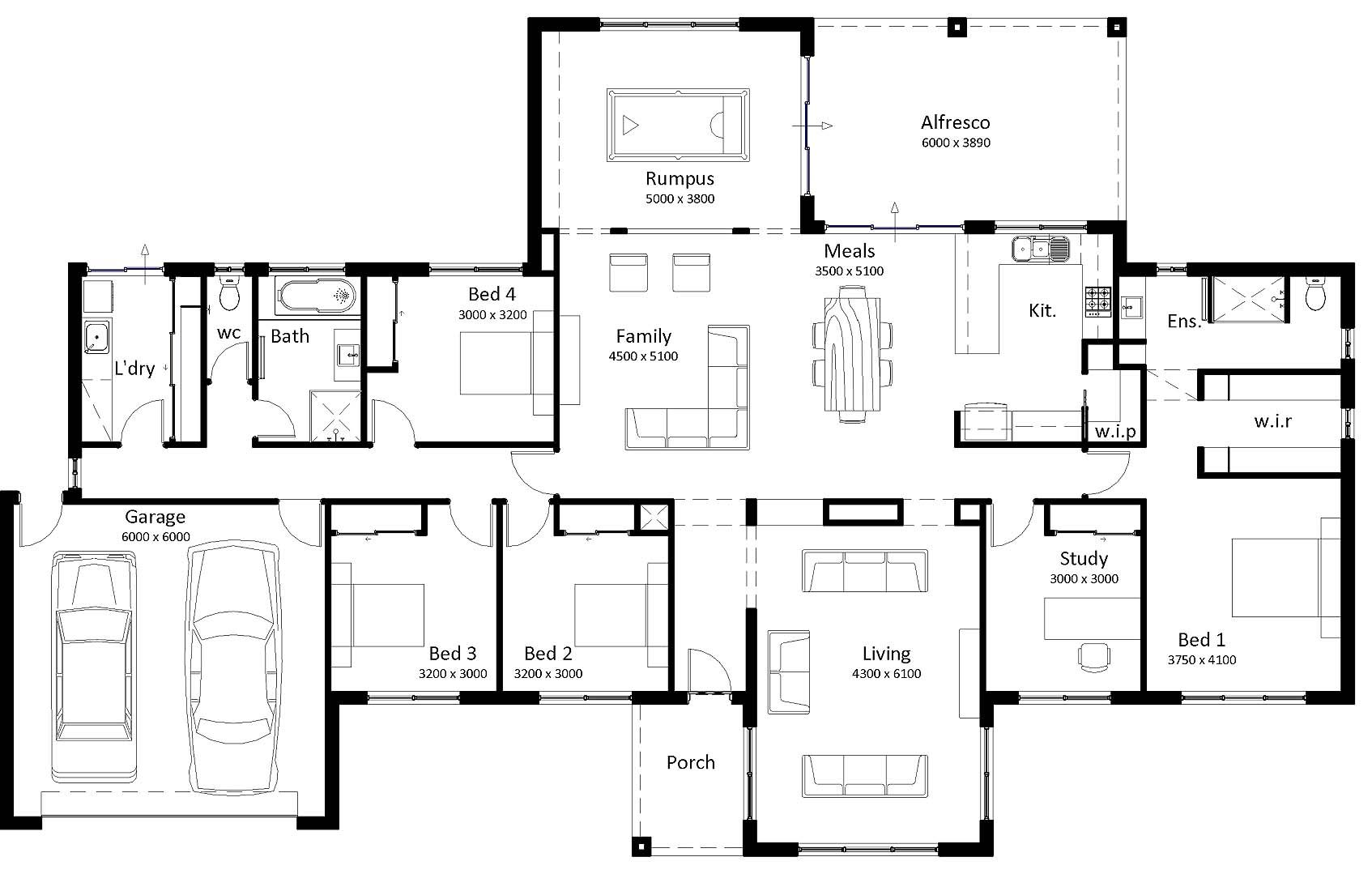 Homestead Style 1 Country Style House Plans Homestead House Free House Plans