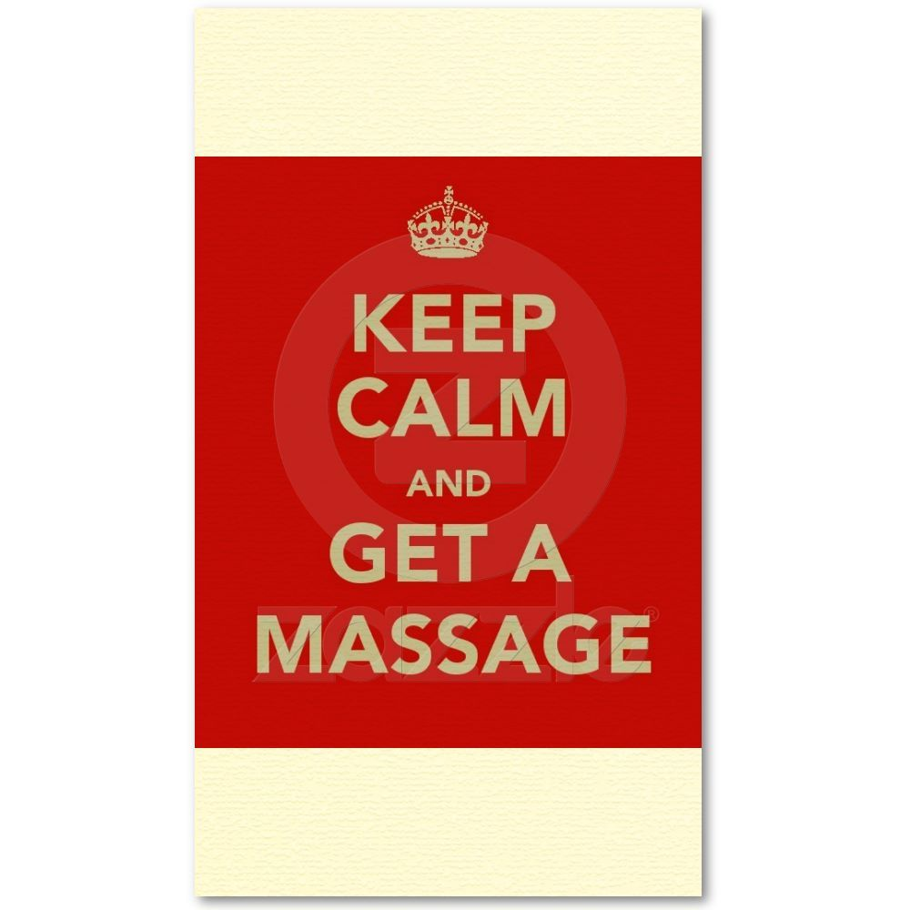Keep calm and get a massage business card massage business keep calm and get a massage business card cheaphphosting Gallery