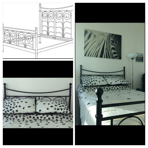 Noresund Bed Frame Full Size Ikea For Sale In Miami Fl Offerup Bed Frame Full Bed Frame Full Size Bed Frame