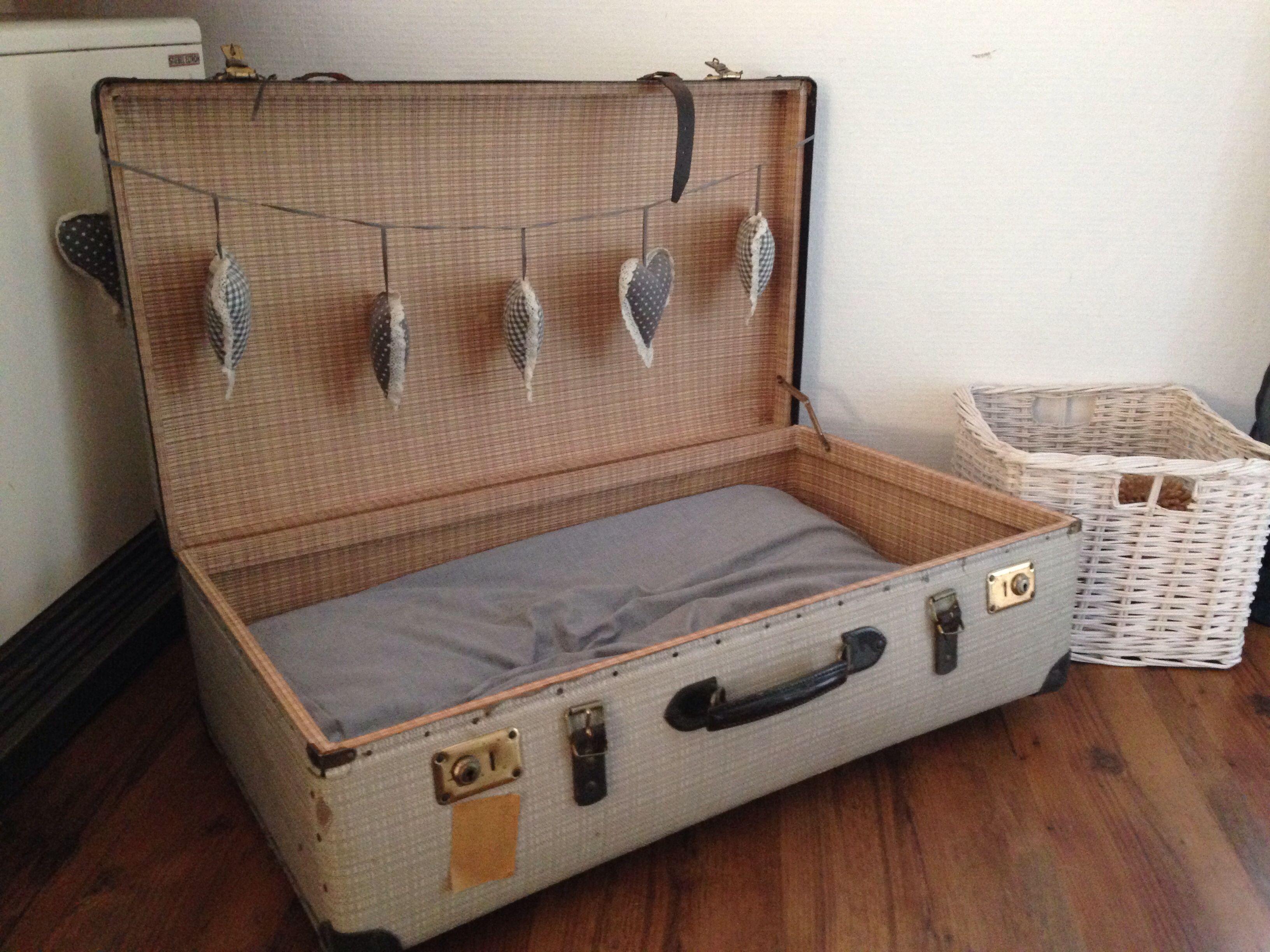 hundekorb ideen. Black Bedroom Furniture Sets. Home Design Ideas