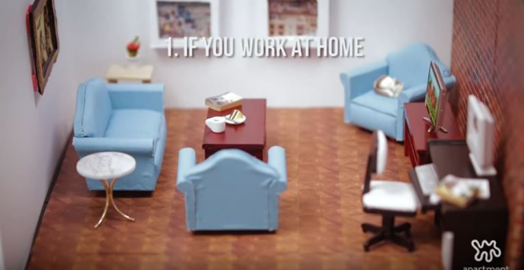 Room Recipes Change Up Your Living Room If You Work At Home