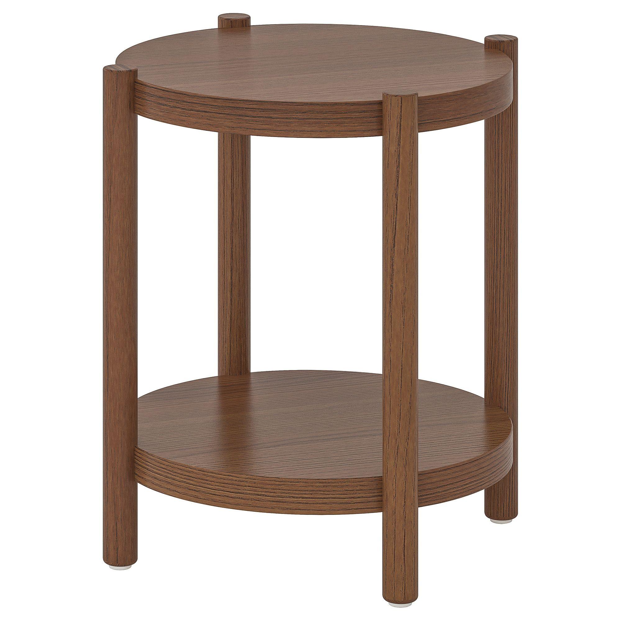 Listerby Beistelltisch Braun 50 Cm Ikea Osterreich Side Table Brown Side Table Ikea [ 2000 x 2000 Pixel ]