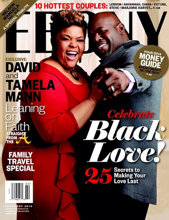 David & Tamela Mann aka 'Mr. Brown & Cora' + Other Notable ...
