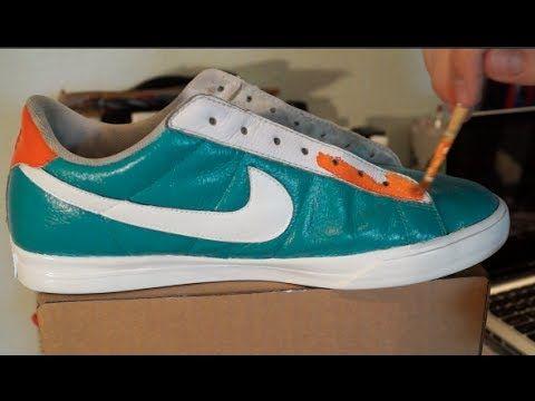 Leather shoes diy, Custom shoes diy