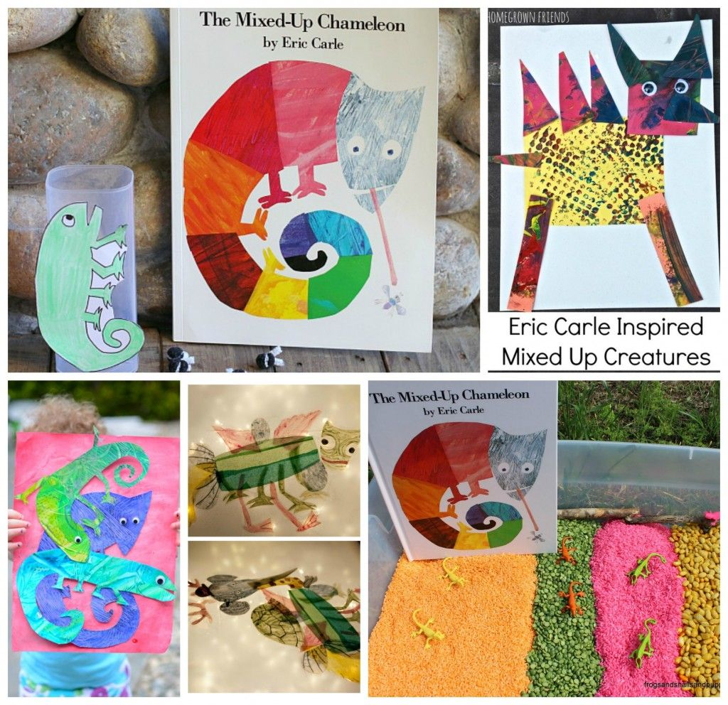 The Ultimate List Of Eric Carle Activities With Images