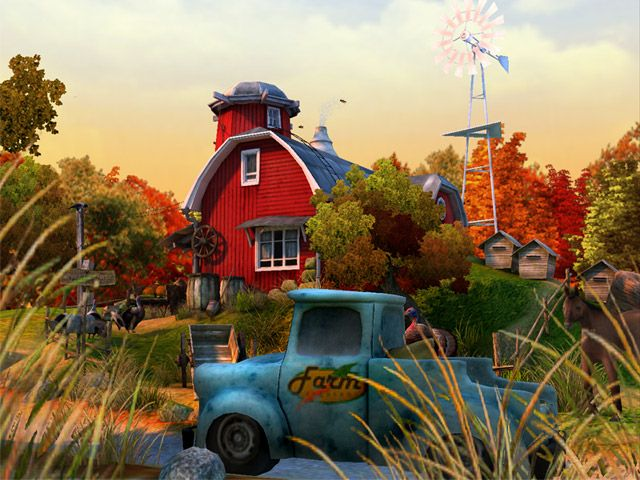 Thanksgiving Screensavers | Screensavers - source :: Thanksgiving 3D Screensaver