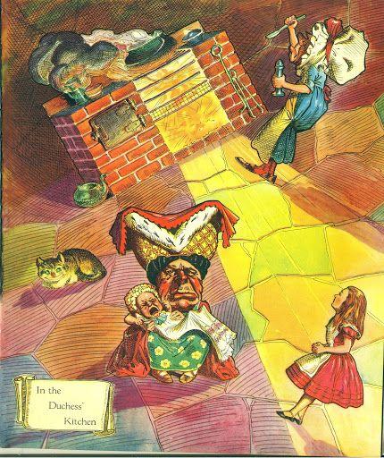 Alice in Wonderland Standup 1934 – Bobe Green – Picasa Nettalbum