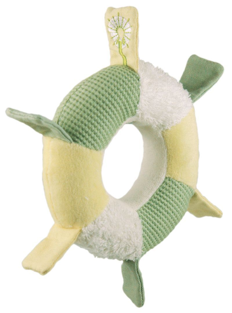 Organic Ring Rattle